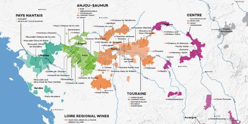 Wine Education 201: Loire Valley, France