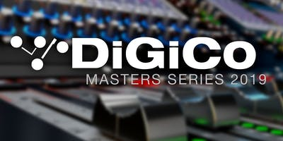 DiGiCo Masters Series Orlando, FL