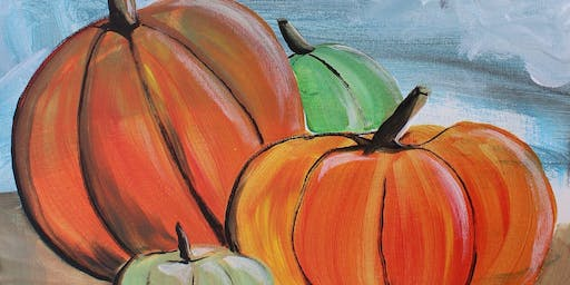 35% OFF Tickets. Fall Paint Night