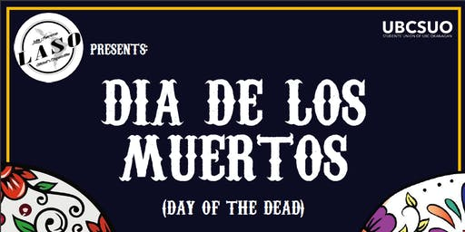 Dia de los Muertos (Day of the Dead party!)