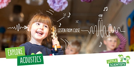 Little Scientists STEM Acoustics Workshop, Erskineville NSW tickets