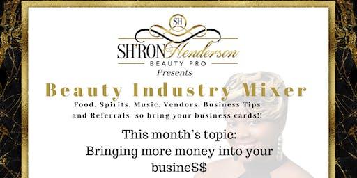 Beauty Industry Mixer