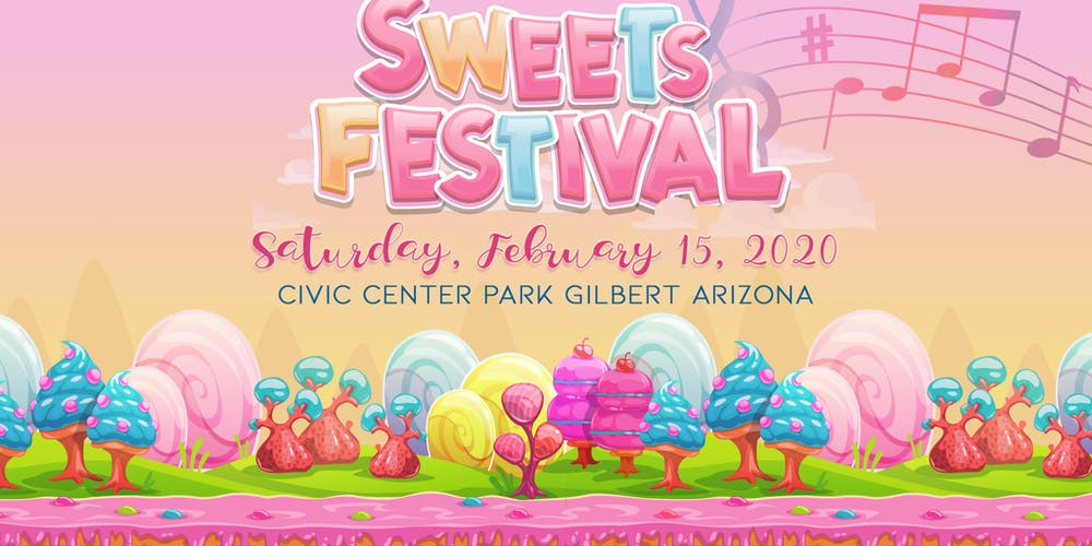 Rock Bouncer Events 2020.Sweets Festival 2020