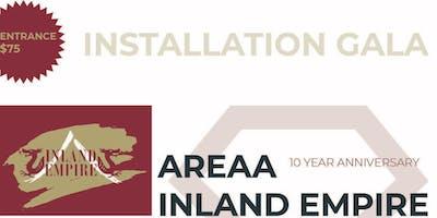 AREAA Inland Empire Installation Gala