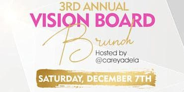 Healthy Vibes & Chill 3rd Annual Vision Board Brunch
