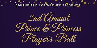 2nd Annual Prince & Princess Player Ball