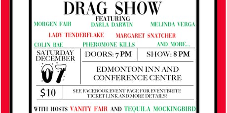 All Aboard: Christmas Drag Show tickets