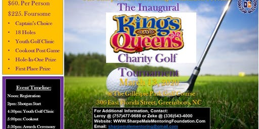 "The Inuagural ""Kings & Queens"" Charity Golf Tournament"