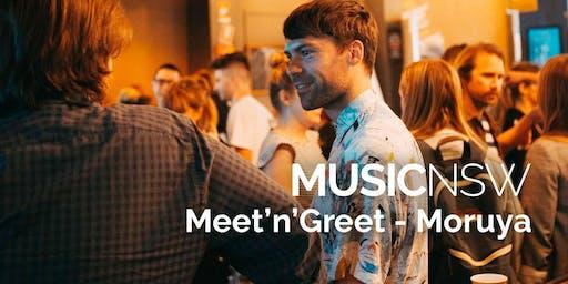 MusicNSW Meet'n'Greet - Moruya