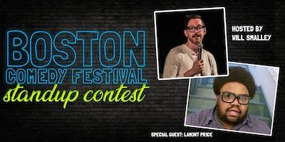 Boston Comedy Festival: Prelim Round 2