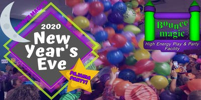 New Years Pajama Party - Amherst