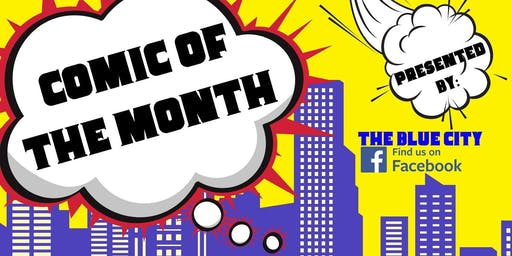 Comic of the Month: October