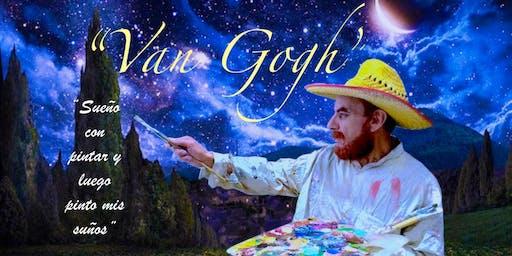 """Van Gogh"" Monólogo Teatral"