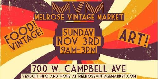 Melrose Vintage Market