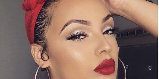 Makeup Tips & Sips - Holiday Glam