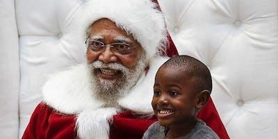 Black Santa Holiday Mixer! (Vendor Form)