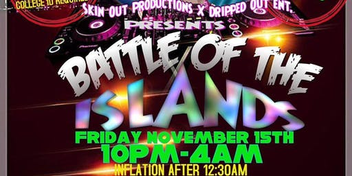 Battle of the Islands