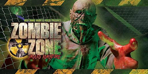 Zombie Zone Undead Adventure