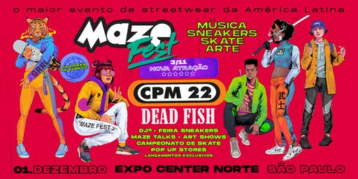 Maze Fest 2019