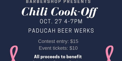 Chili Cook-Off benefiting American Cancer Society