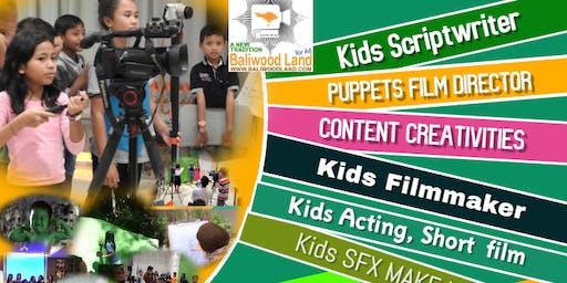 Kids Creator Sunday Camp, Bali Village