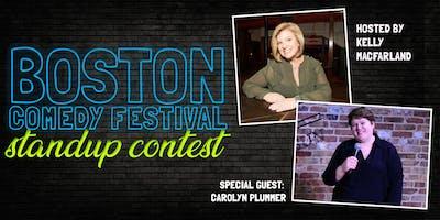 Boston Comedy Festival: Prelim Round 3