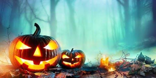 Halloween Party [@Rachel's House]