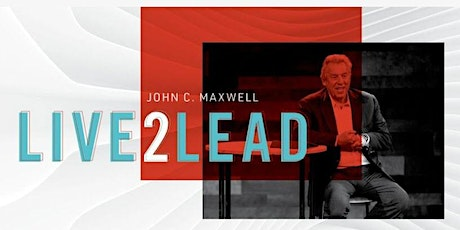 Live2Lead Treasure Valley - 2020 with John Maxwell  tickets