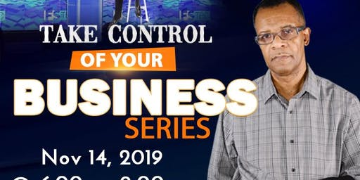 Take Control of Your Business Series