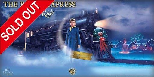 THE POLAR EXPRESS™ Train Ride, Baldwin City, Kansas - 12/7 / 4:15pm
