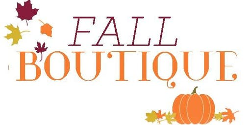 37th Annual Fall Craft Boutique