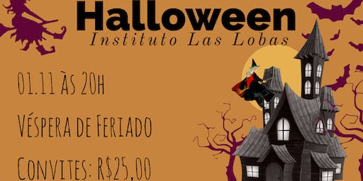 I Halloween do Instituto Las Lobas