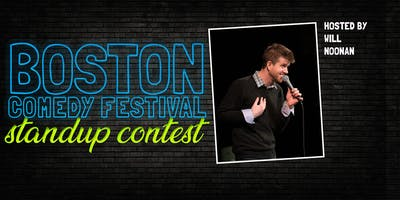Boston Comedy Festival: Prelim Round 4