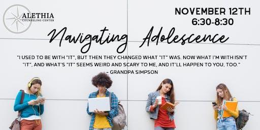 Alethia - Navigating Adolescence