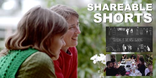 Shareable Shorts - Transition Town Vincent Movie Night