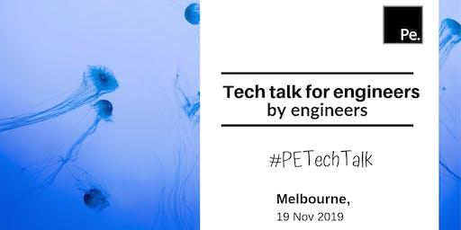 TECH TALK NOVEMBER | Platform Engineers Melbourne