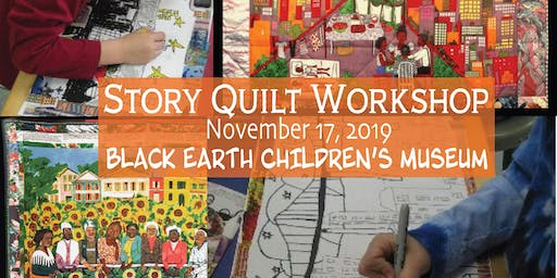 Story Quilt  Workshop