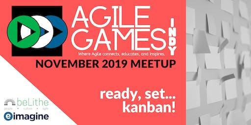 Agile Games Indy | November Meetup