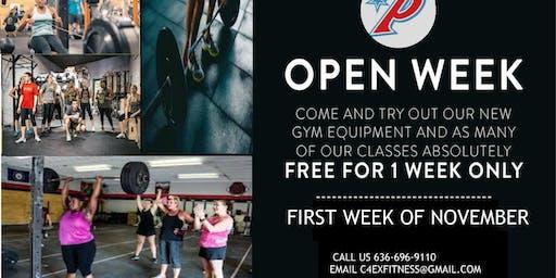 Premier Open Week