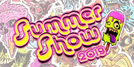 Summer Show 2019 tickets