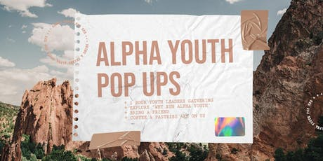 Devonport - Alpha Youth Pop Up tickets
