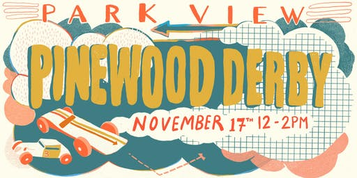 Park View Pinewood Derby