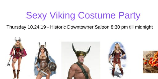 Sexy Vikings Costume Party