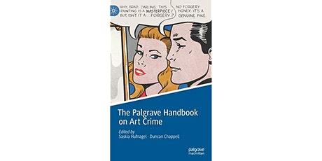 Book launch - The Palgrave Handbook on Art Crime tickets