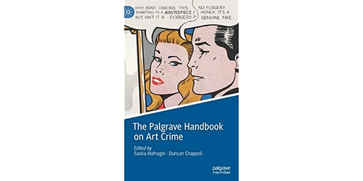 Book launch - The Palgrave Handbook on Art Crime