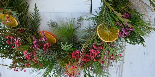 Seasonal Wreath Workshop