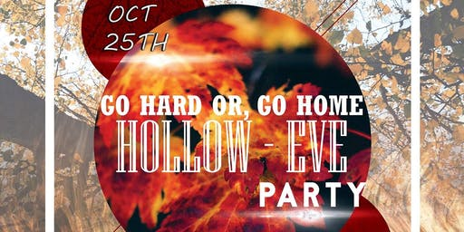 Hustlin Hard Records Present: Hollow Eve Party