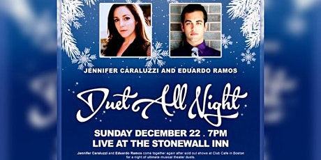 Duet All Night Cabaret tickets