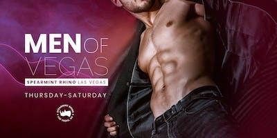 Men of Vegas #1 Male Revue