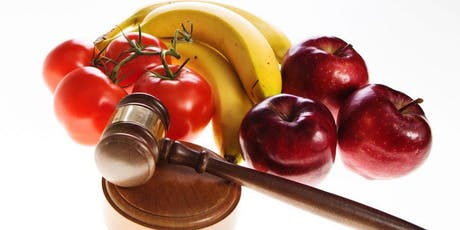 Legal Aspects of New Food Trends tickets